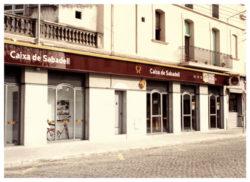Agencia Caixa de Sabadell 6-1